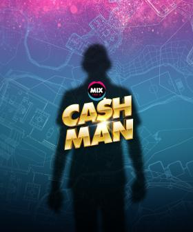 The Mix102.3 Cash Man - Check The Tracker