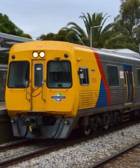 No Trains Operating In Adelaide For Four Hours Today