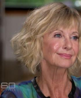 Olivia Newton-John Reveals She Is Living With Stage 4 Cancer