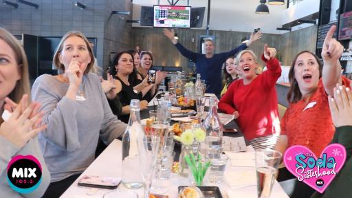 The Soda Sisterhood Retreat Day, Featuring A 'Punting Club' 😂