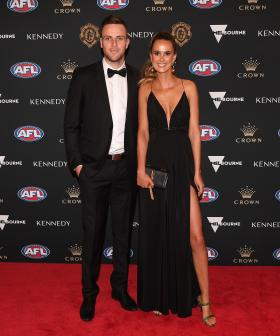 http://Brodie%20Smith%20of%20the%20Adelaide%20Crows%20and%20his%20partner%20Isabell%20Jacka%20arrive%20at%20the%202019%20Brownlow%20Medal%20ceremony.
