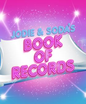 Jodie And Soda's Official Listener Book Of Records