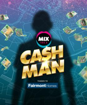 Rebecca From Kidman Park Found The Mix102.3 Cash Man And Won $10,000!