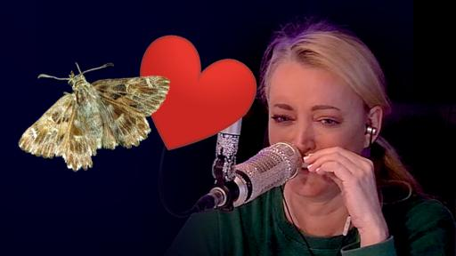 Jackie O Had A 'Moment' With A Moth