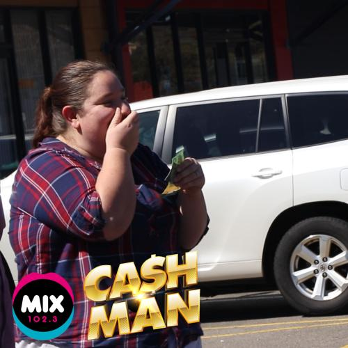 Cash Man Turns The Tables, Giving Away $100 To Anyone
