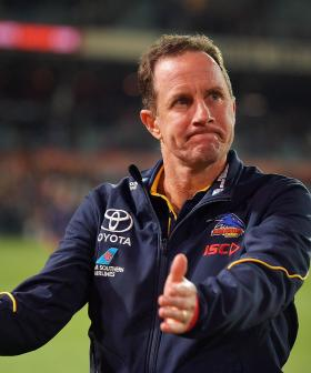 Don Pyke Resigns As Crows Coach