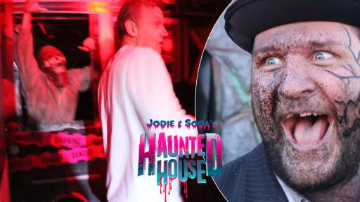 Your Final Warning: Jodie and Soda's Haunted House At The Royal Adelaide Show