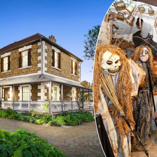 Terrifying Cellar In Adelaide Mansion Captures World's Attention