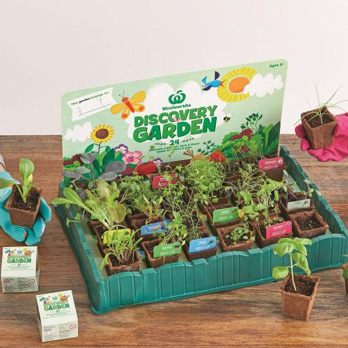 Everything You Need To Know About Woolworths Discovery Garden That Starts Today
