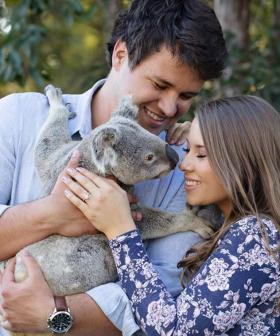 """We're Setting New Trends"": Bindi Irwin Set To Walk Down The Aisle With A Koala"