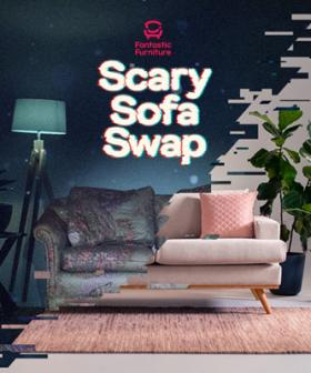 Fantastic Furniture Wants To Find Australia's Scariest Sofa!