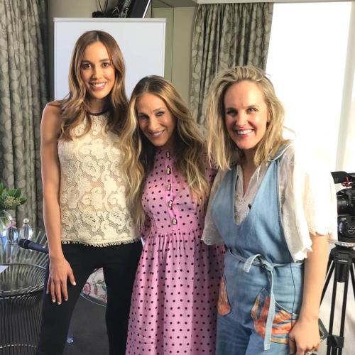 Sarah Jessica Parker Learned A Lot From Dolly Parton
