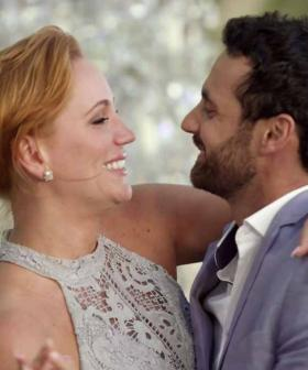 We Finally Have A Wedding Date Set For MAFS' Cam & Jules