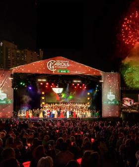 Win A Golden Ticket To The Torrens Transit Carols By Candlelight 2019