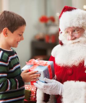 Westfield Launches 'Sensitive Santa' For Children With Autism