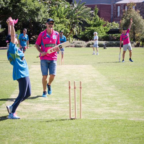 Turns Out It Really Was SA's Greatest Game Of Backyard Cricket