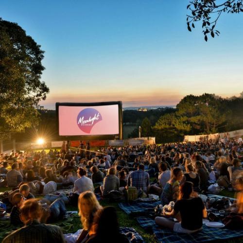 Moonlight Cinema In Botanic Park Announces Summer Movie Schedule