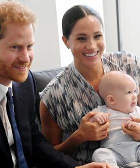 Prince Harry And Meghan Markle Open Up About Baby Archie's Milestones