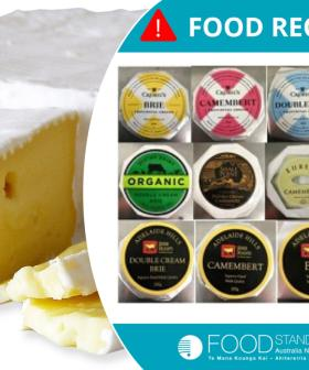 Recall Issued For 11 Different Cheeses In South Australia Due To E.coli