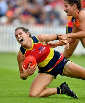 Adelaide Crows Co-Captain Chelsea Randall To Miss Entire 2020 Season