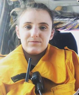 """NSW Hero Slammed: Pregnant Female Firefighter """"Doesn't Care"""" About Criticism"""