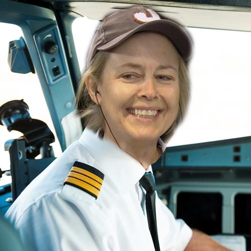 Would I Lie To You? Jess Has Her Pilot Licence