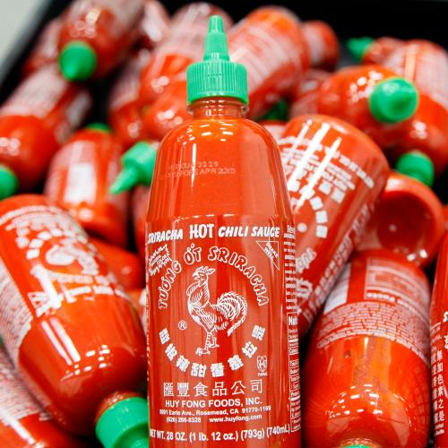 Sriracha Hot Sauce Recalled Over Fears Of 'Exploding' Bottles