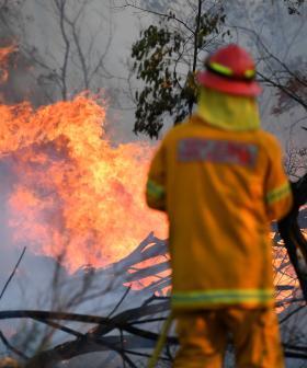 Emergency Warning For Two SA Bushfires