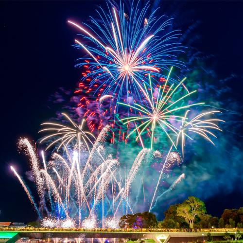 Win VIP Tickets To Adelaide's New Years Eve Concert!