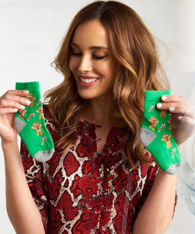 Bec Judd Shared Her Very Non-Traditional Christmas Dessert