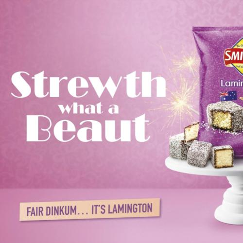 The Lamington Flavoured Chips Are CONFIRMED And This Is Exactly What They'll Taste Like