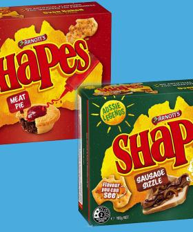 Arnotts Unveils Meat Pie And Sausage Sizzle As New Shapes Flavours