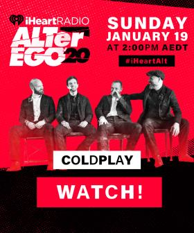 How You Can Watch Our iHeartRadio ALTer EGO Live