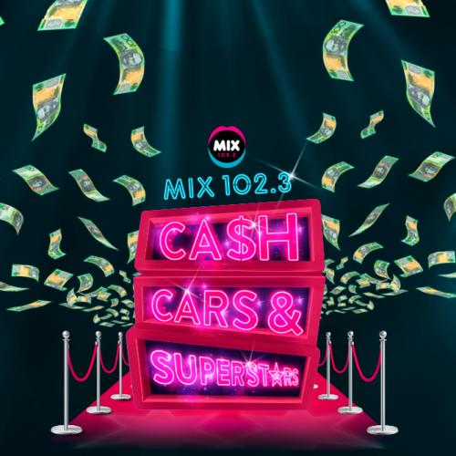 Mix102.3's Cash, Cars And Superstars: Incorrect Guesses