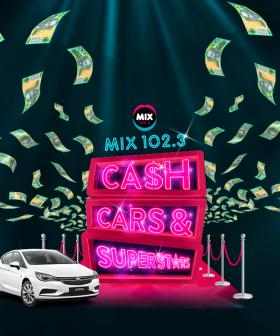 Mix102.3's Cash, Cars and Superstars