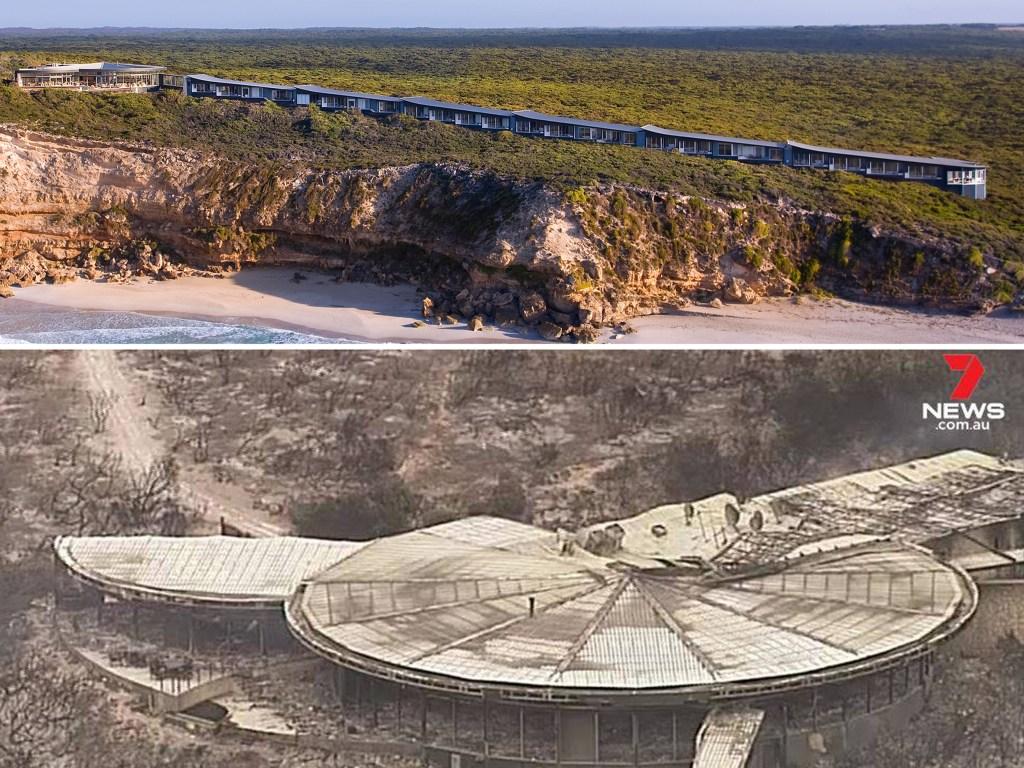 Kangaroo Island - before and after the bushfires