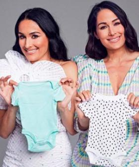 Twins Nikki And Brie Bella Reveal They're BOTH Pregnant And Due One Week Apart