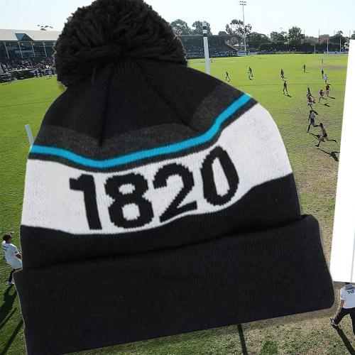 Port Adelaide Have Printed The Wrong Date On Their New Beanies