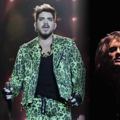 Adam Lambert Chats Which Members Of Queen Still Party Hardest