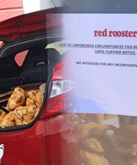 Red Rooster Shuts Two Stores After Images Showing Dodgy Food Practices Surface