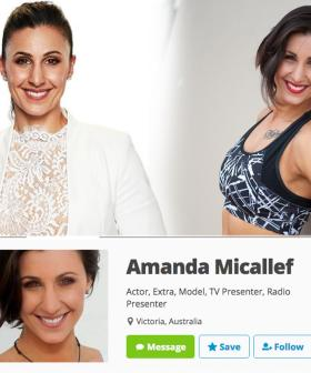 MAFS' Amanda Micallef Exposed As Aspiring Actor After Talent Profile Found Online