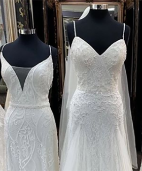 An Adelaide Bridal Store Is Selling $15 Wedding Dresses After Going Into Liquidation