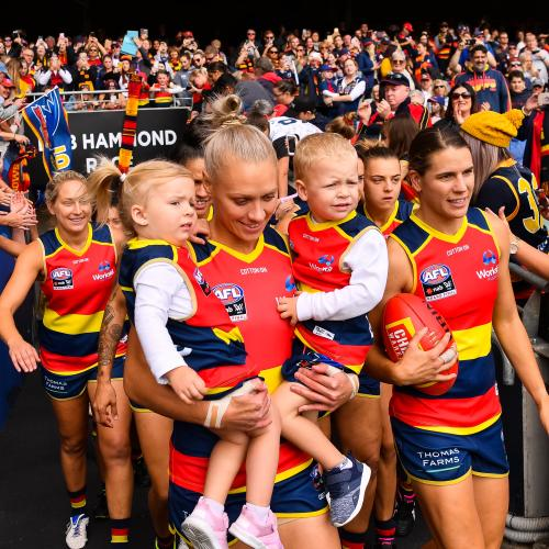 Erin Phillips Exclusively Reveals How She Voted To Finish Off AFLW Season
