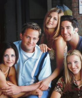 The 'Friends' Reunion Will Have A Studio Audience So Yes, It'll 100% Be Worth The Wait