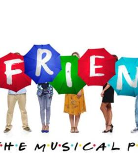 FRIENDS Has Been Turned Into A Musical And Yes, It's Coming To Adelaide