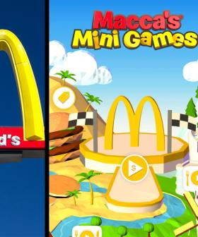 Macca's Have Launched Mini Games For Your Phone That Let You Win Instant Prizes
