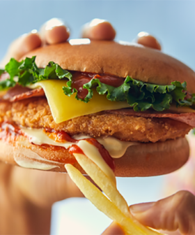 Maccas Is Trialling A Parmi Burger & South Australia Gets First Dibs