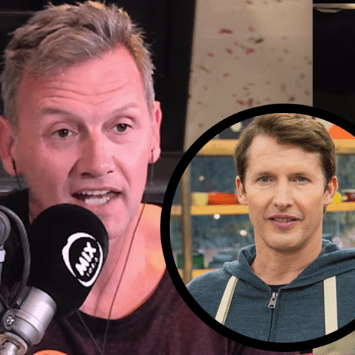 James Blunt Tries To Sell Off His Sister To Soda & Erin Phillips