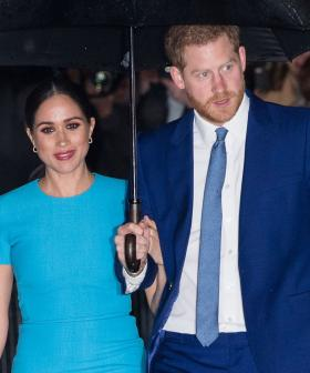 Harry And Meghan Booed During Public Appearance In London