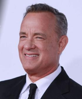 Erin Scored An EXCLUSIVE Interview With Tom Hanks